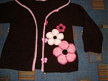 Detské oblečenie - Svetrík s kapucňou - 748456