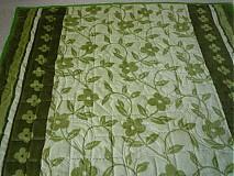Úžitkový textil - Deka husi pri jazere - 752686