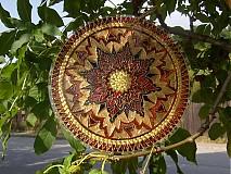 Dekorácie - Kráľovská Mandala - 762129