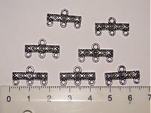 Komponenty - Ramienko 7x18mm-platina-1ks - 792164