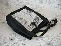 - Drevená taška - 803224