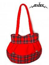 Veľké tašky - TARTAN II. - veľká taška - 803628