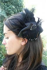 Ozdoby do vlasov - woman in black ... by Hogo Fogo - 805406