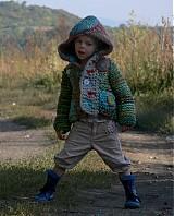 Detské oblečenie - Origo malýý svetríík A - 805749