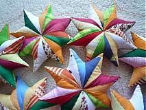 Dekorácie - Hviezdy pozemské - 816727