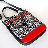Veľké tašky - Boutique - Zebra - 818388