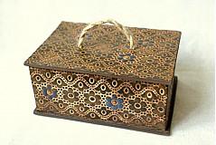 Krabičky - Škatuľa čipková - 820109