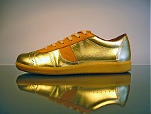 Obuv - GOLD SHOES - 8263