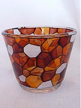 Svietidlá a sviečky - Svietnik na čajovú sviečku - Klasic - 827807