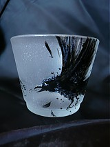 Svietidlá a sviečky - Svietnik na čajovú sviečku -