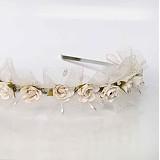 Ozdoby do vlasov - Romantická svadba - 846392