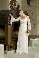 Šaty - Šaty krajkové  - 85013