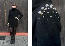 Kabáty - Dámsky kabát - 857443