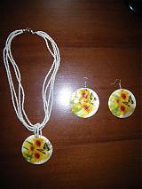 Sady šperkov - Spomienka na leto  - 863274