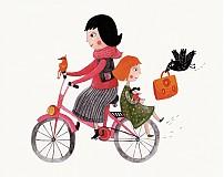 Grafika - Bicykel - 870612