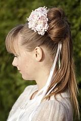 Ozdoby do vlasov - Venček na drdol II. - 911495