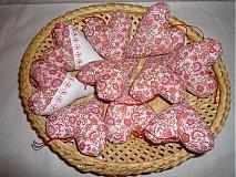 Darčeky pre svadobčanov - Srdiečko do dlane 2 - 933322