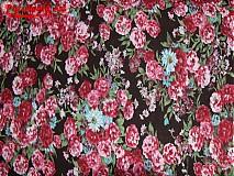 Textil - Bavlnená látka-L009 - 937074