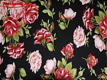 Textil - Bavlnená látka-010 - 937078