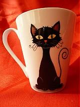 - Hrnček - Black Cat - 959568