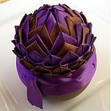 - Fialová s čokoládou a kokosom - 963616