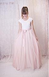 Sukne - Tylová suknica - 979736