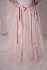 Sukne - Tylová suknica - 979738