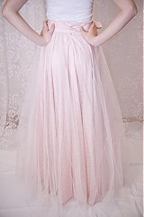 Sukne - Tylová suknica - 979739