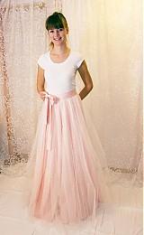 Sukne - Tylová suknica - 982772