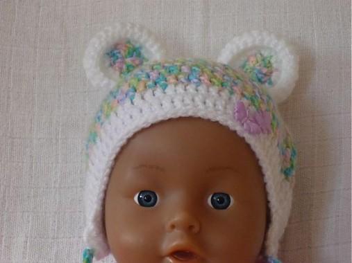 e6a6709cd Teplejšia čiapočka pre bábätko / KaMajKa - SAShE.sk - Handmade ...