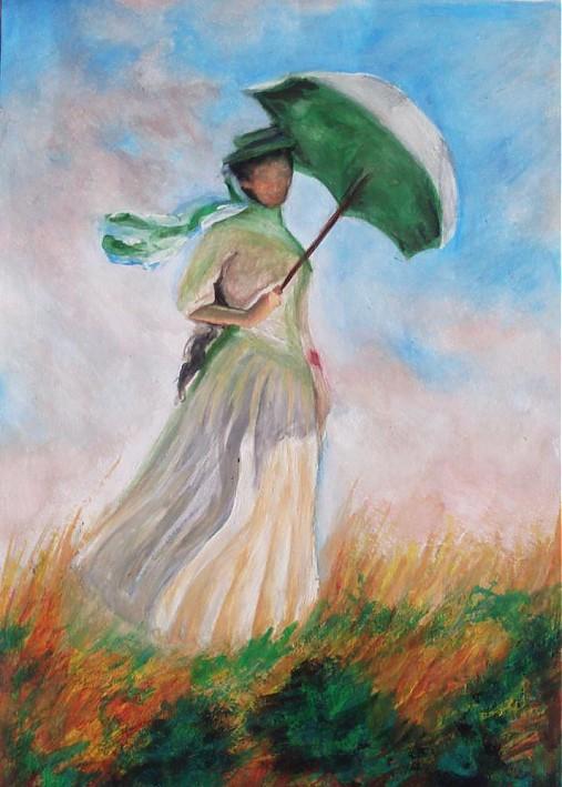 Monet Mirik6 Sashe Sk Handmade Kresby