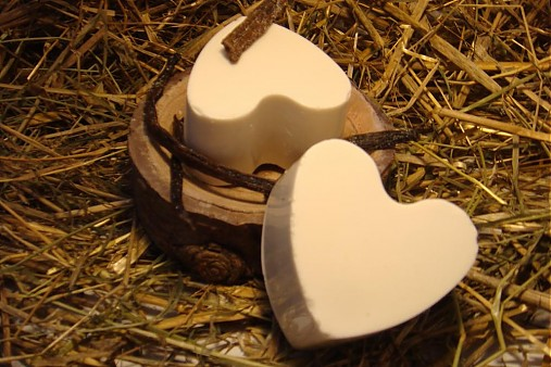 Vanilkové Bambucké maslo