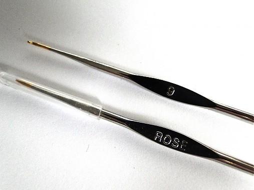 Háčik na háčkovanie-1ks (č.9-1,15mm)