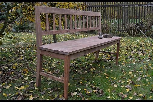 Borová lavice