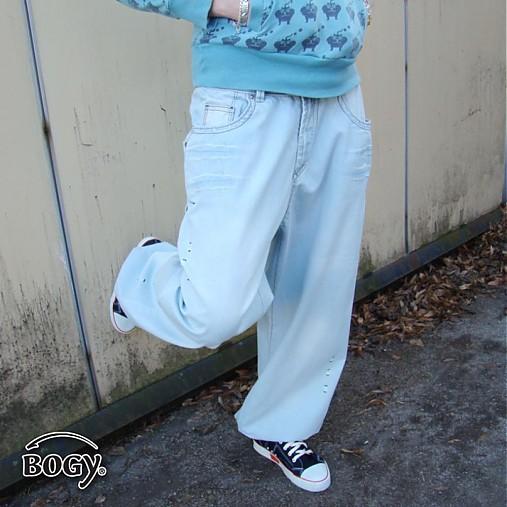 hip hop džíny unisex - 210/38,40