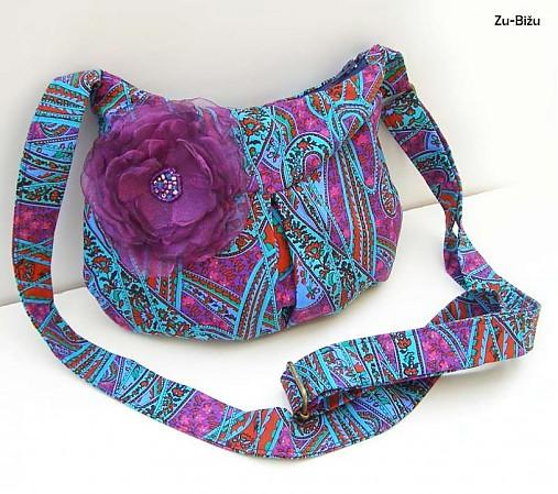 Malá kabelka   zu - SAShE.sk - Handmade Kabelky c81db70c852