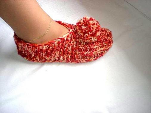 Papuče   norika21 - SAShE.sk - Handmade Iné doplnky 1111b2f7cb