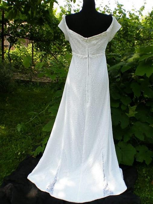 327778eae4f0 Svadobné šaty   Kathy - SAShE.sk - Handmade Šaty