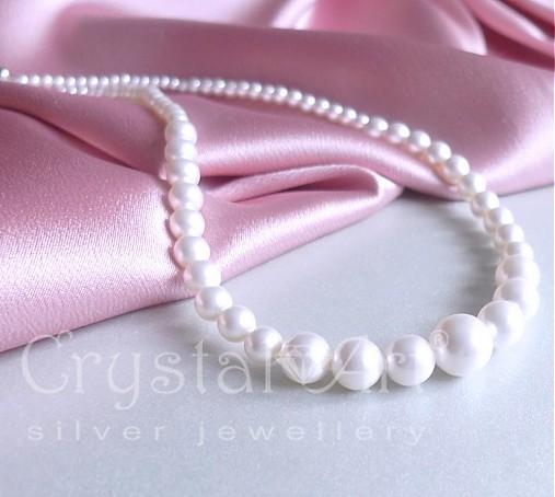 Biele perly