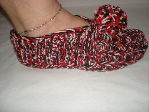 Papuče   norika21 - SAShE.sk - Handmade Obuv 12b20da442
