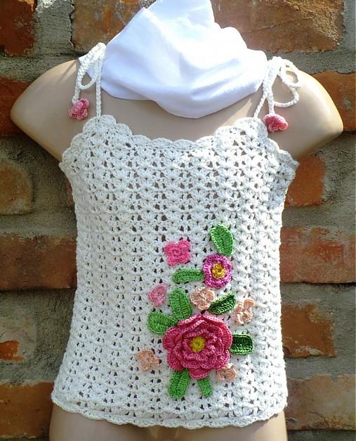 Skladom-Letné tričko   kitto - SAShE.sk - Handmade Detské oblečenie 7dbdea7a46