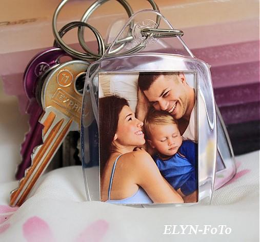 Kľúčenka s Vašou fotkou   ELYN-FoTo - SAShE.sk - Handmade Kľúčenky 41655d5ab71