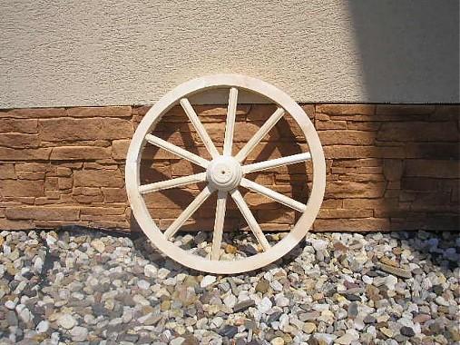 2556ed6cc Drevené dekoratívne kolesá / Woodelka - SAShE.sk - Handmade Dekorácie