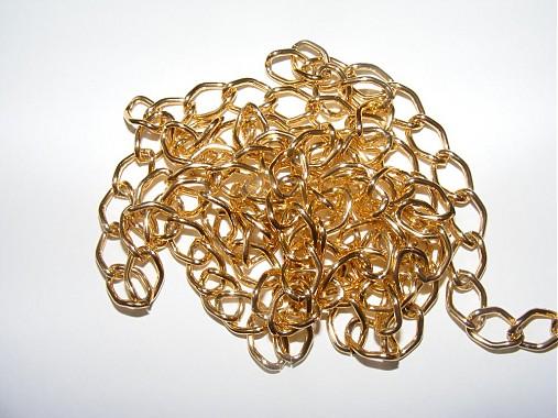 aeed3a11a Reťaz zlatá / WeweDesign - SAShE.sk - Handmade Komponenty