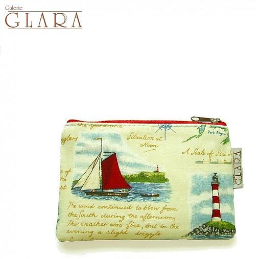 Summer By The Sea II.   Glara - SAShE.sk - Handmade Peňaženky b0ec2f56834