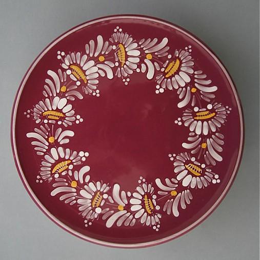 Tác, podnos, talíř 22 cm