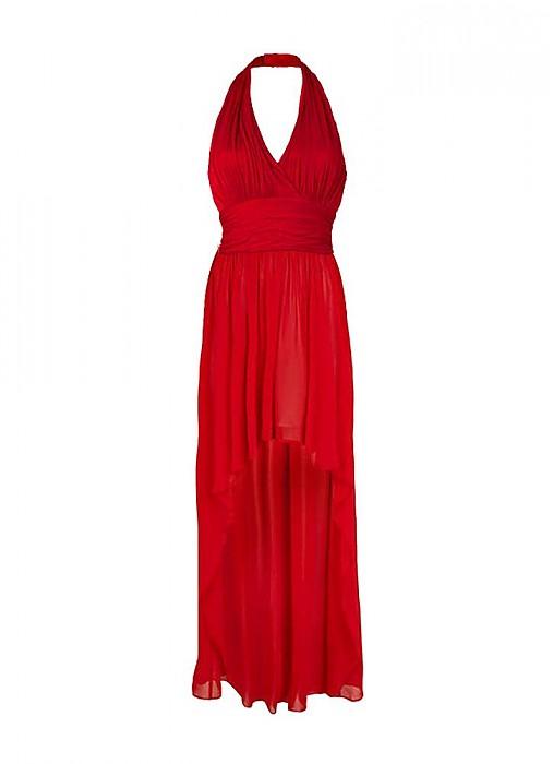 Šifónové spoločenské šaty   Dyona - SAShE.sk - Handmade Šaty 7fe344b5b31