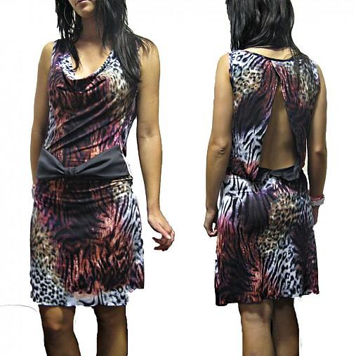 Šaty tiger