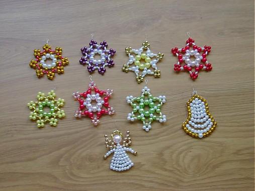 5b345426f Vianočné ozdoby / mirmar - SAShE.sk - Handmade