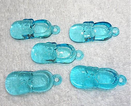 Plast.topánočka-1ks